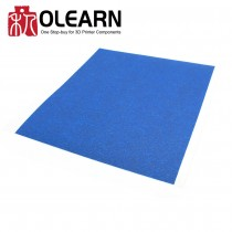 Blue Heat Paper Tape 200mmx210mm Hotbed High Temperature Rubber Polyimide Adhesive