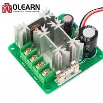CCMHCN DC Motor Speed Controller PWM Speed Adjustable Regulator PLC