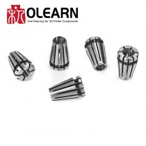 ER20 Precision Collet Chuck For CNC Milling Cutter 13 pieces per lot
