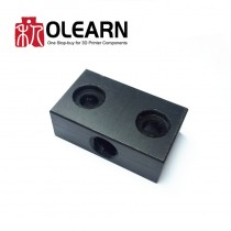 T12*20*34 CNC Parts Tr8*8 Acme Nut Block for 8mm Metric Lead screw