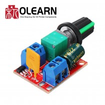 DC 3V To DC 35V 5A 90W Mini DC motor PWM Speed Controller