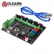 3D Printer Board MKS Gen L V1.0 Controller Compatible With Ramps1.4 Mega2560 R3