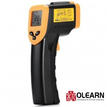 -50C°~380C° Non-Contact Digital Infrared Thermometer