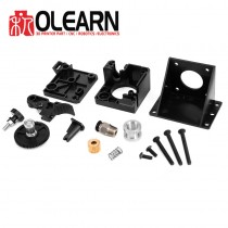Black Module Titan Extruder Fully Kits Common Use For Bowden Or None Bowden Extruder
