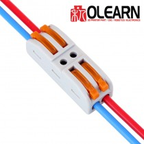 Olearn Lever Nuts For CR-10 Anet A8 Hotend Thermistor Applications